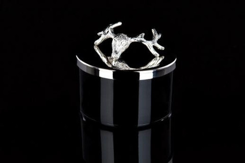 Deer Artisan Candle design by DL & Co.