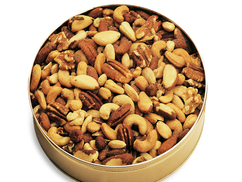 Fancy Deluxe Mixed Nuts - Get Well