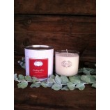 White Fir Apothecary Jar Candle