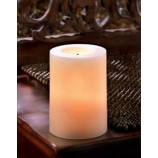 Vanilla-Scented Flameless Candle