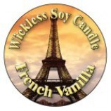 Wickless Candle Vanilla