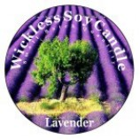 Wickless Soy Candle - Lavender